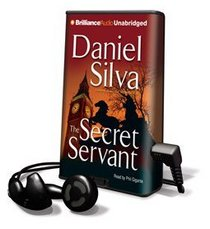 Secret Servant, The - on Playaway