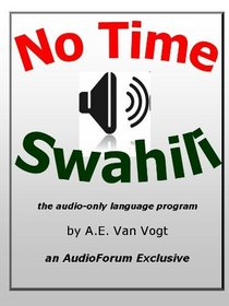 No-Time Swahili (audio CDs)