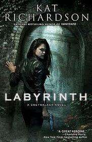 Labyrinth (Greywalker, Bk 5)