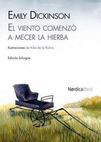 El viento comenzo a mecer la hierba (Spanish and English Edition)