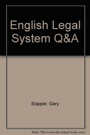 English Legal System (Question & Answers)