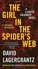 The Girl in the Spider's Web (Millennium, Bk 4)