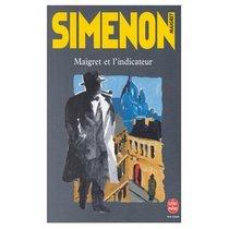 Maigret et l'Indicateur