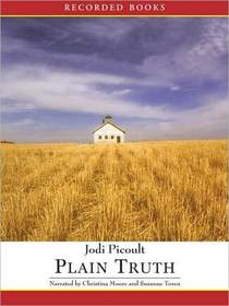 Plain Truth by Jodi Picoult Unabridged MP3 CD Audiobook...