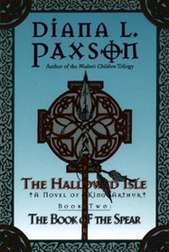 The Hallowed Isle Book Two: : The Book of the Spear (Hallowed Isle, Bk 2)