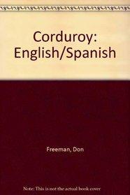 Corduroy: English/Spanish (Spanish Edition)