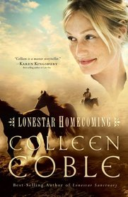 Lonestar Homecoming (Thorndike Press Large Print Christian Mystery)