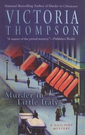 Murder in Little Italy (Gaslight, Bk 8)
