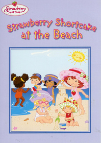 Strawberry Shortcake At The Beach Unknown Author