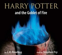 Harry Potter and the Goblet of Fire (Harry Potter, Bk 4) (Audio CD) (Unabridged)