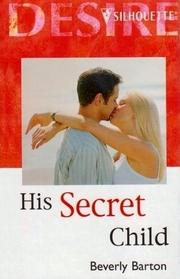 His Secret Child (Large Print)