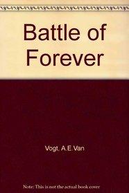 Battle of Forever