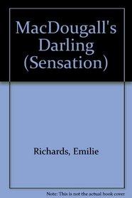 MacDougall's Darling (Large Print)