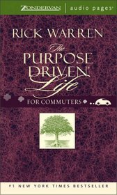 Purpose-Driven� Life for Commuters : What on Earth Am I Here For? (Audio Cassette) (Abridged)