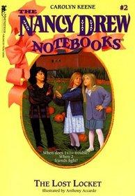 The Lost Locket (Nancy Drew Notebook, No 2)
