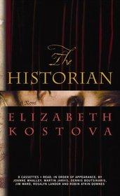 The Historian (Audio Cassette) (Abridged)