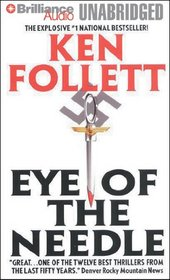 Eye of the Needle (Audio CD) (Unabridged)
