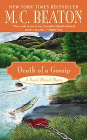 Death of a Gossip (Hamish Macbeth, Bk 1)