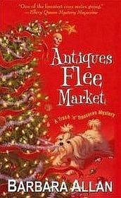Antiques Flee Market (Trash 'n' Treasures, Bk 3)