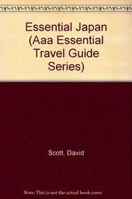 Essential Japan (Essential Travel Guide Series)