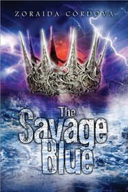 The Savage Blue (Vicious Deep, Bk 2)