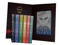 Complete Artemis Fowl Collection: Artemis Fowl, and the: Arctic Incident, Eternity Code, Opal Deception, Lost Colony, Time Paradox & Atlantis Complex