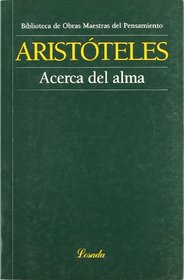 Acerca Del Alma/about the Soul