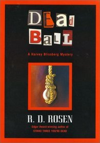 Dead Ball : A Harvey Blissberg Mystery