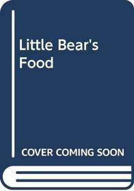 Little Bear's Food