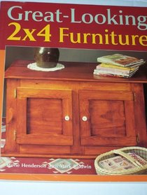 Great Looking 2x4 Furniture