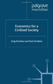 Economics for a Civilized Society