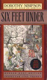 Six Feet Under (Inspector Luke Thanet, Bk 2)