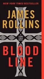 Bloodline (Sigma Force, Bk 8)