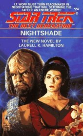 Nightshade (Star Trek: The Next Generation, No 24)