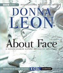 About Face (Commissario Guido Brunetti, Bk 18) (Audio CD) (Unabridged)