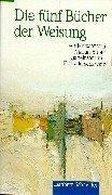 Die Schrift (Die hebr�ische Bibel, Das Alte Testament) Bd. 1. von 4Bde. Die f�nf B�cher der Weisung.