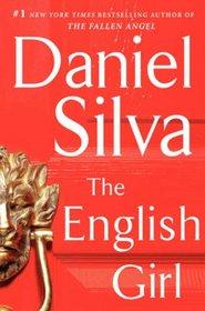 The English Girl Intl (Gabriel Allon)