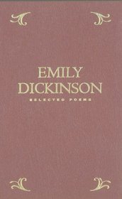 Emily Dickenson: Selected Poems