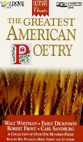 Greatest American Poetry (Ultimate Classics)
