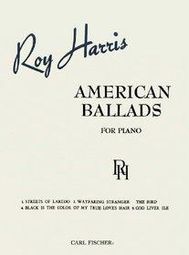 American Ballads for Piano