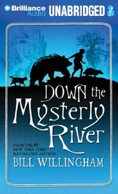 Down the Mysterly River (Audio CD) (Unabridged)