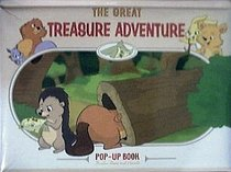 Bendon Bear and Friends (Pop-Up Book) (The Great Treasure Adventure)