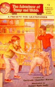 A Present for Grandfather (Adventures of Benny and Watch)