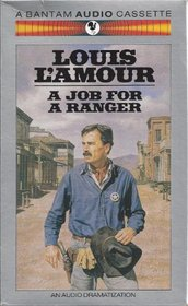 Job for a Ranger (Chick Bowdrie Series)