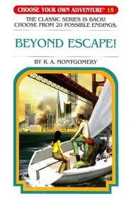 Beyond Escape! (Choose Your Own Adventure)