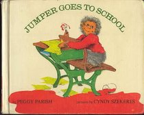 Jumper goes to school
