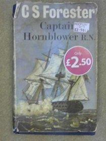 CAPTAIN HORNBLOWER R. N.