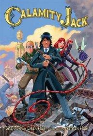 Calamity Jack (Rapunzel's Revenge, Bk 2)