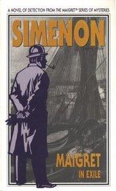 Maigret in Exile (Inspector Maigret)