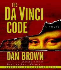 The Da Vinci Code (Robert Langdon, Bk 2) (Audio CD)